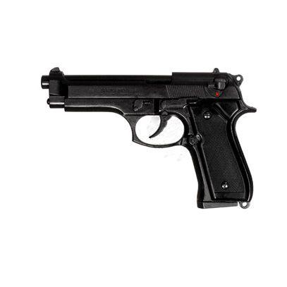 Pistola a Salve Bruni 92 NERA - 8mm SEMI-AUTOMATICA
